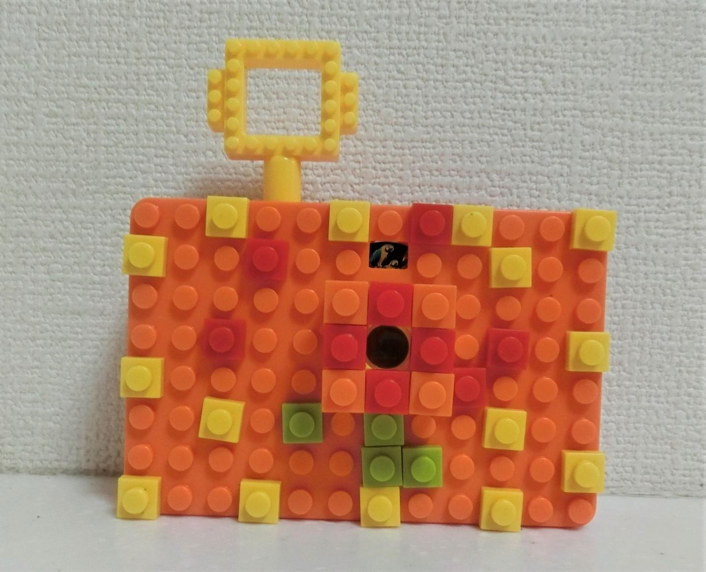 ダイソー 100均 ブロック投影機