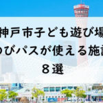[2020]神戸市内の子ども連れにおすすめ遊び場8選!のびパスが使えるよ! 割引情報・レビューもご紹介!